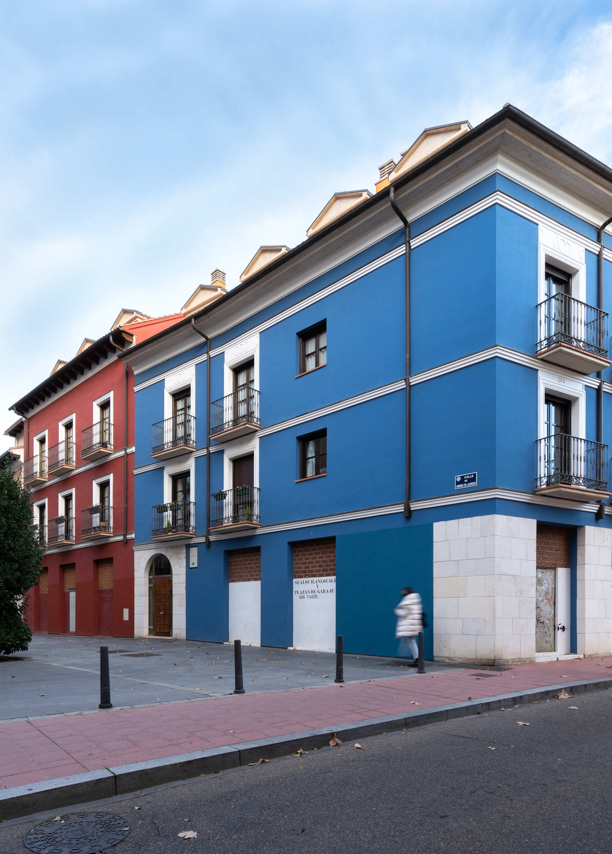 Edificio Mambrilla fachada