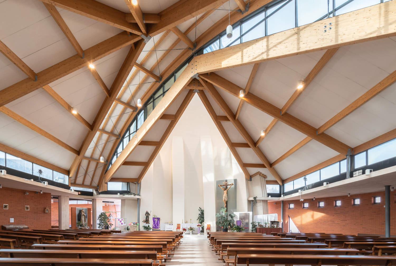 Iglesia San Pedro Regalado interior