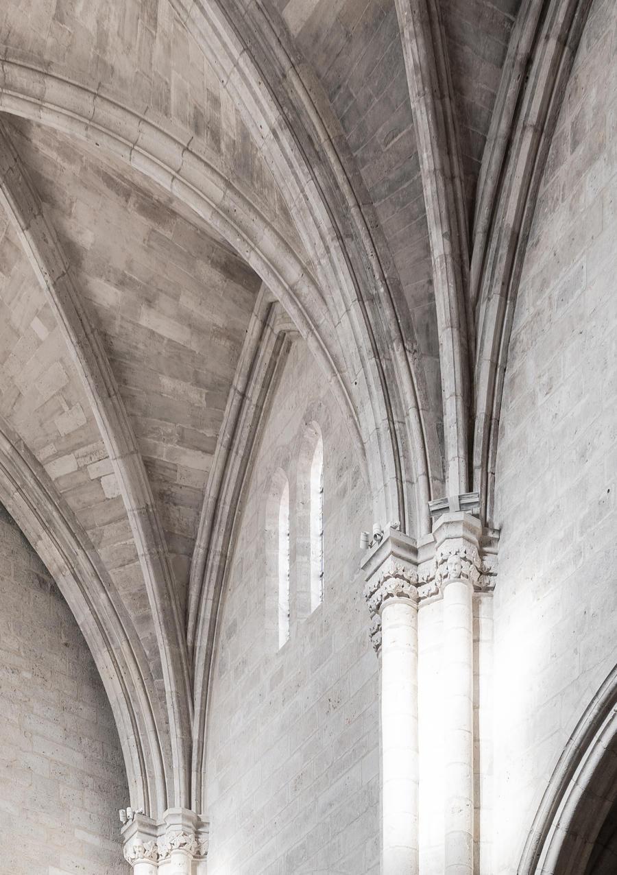 Iglesia Santa María de la Antigua detalle