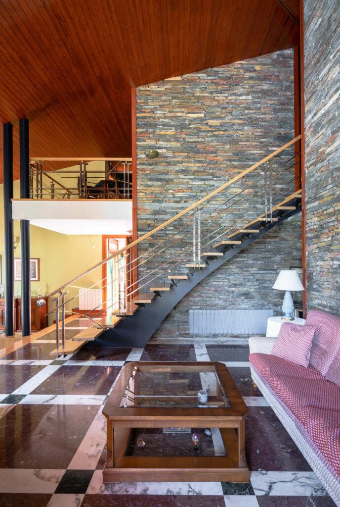Casa La barca interior