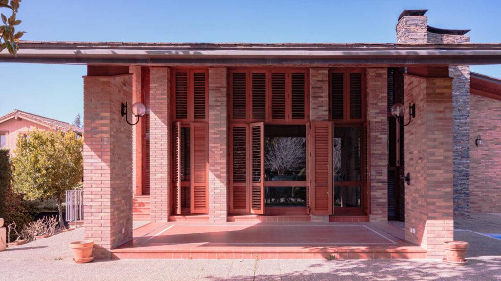 Casa La barca fachada